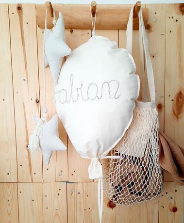 Balonik poduszka zawieszka do.pokoiku dziecka