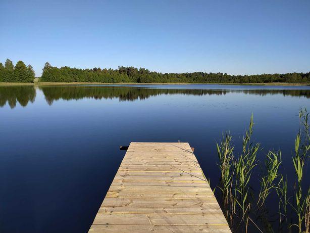 Domek holenderski nad jeziorem Wynajmę