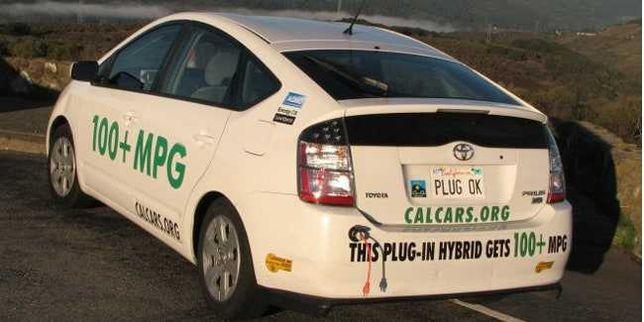 Комплект переделки Toyota Prius  в подключаемый гибрид + батарея 12kWt