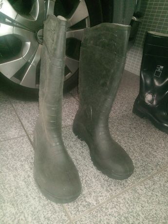 Botas biqueira de aço tipo galochas n.o 45