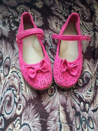 Туфелькам для дівчинки