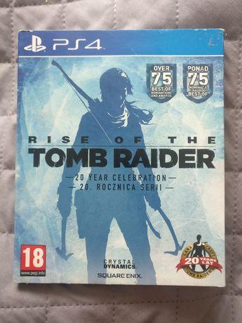 Tomb Raider gra na ps3