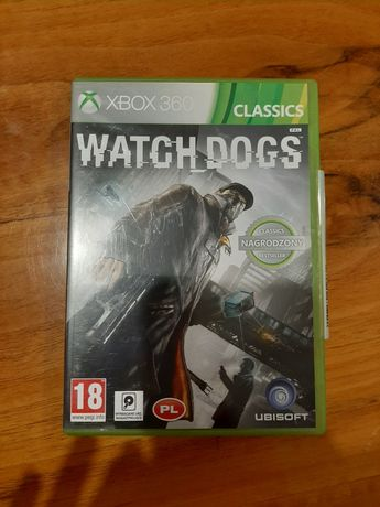 Watch dogs na xboxa 360