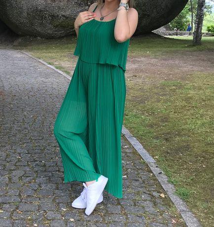 Macacão comprido Verde