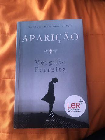 """Livro """"Aparição"""""""