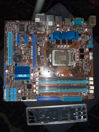 Motherboard Asus P7P55-M Avariada