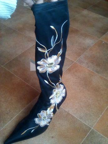 Сапожки сапоги ботинки 37р
