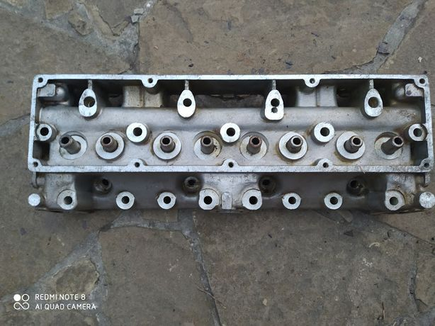2шт. ГБЦ НОВАЯ головка блока зил 130-1003012-Б совдеповская 8000р.