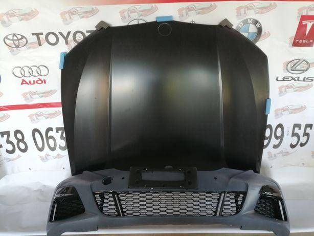 Капот BMW 3 G20 Бмв 3 Капот