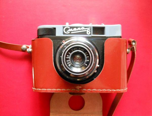 Фотоаппарат Смена 6 !!