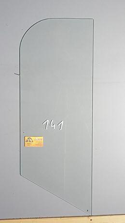 mecalac 11 szyba lewa za drzwiami
