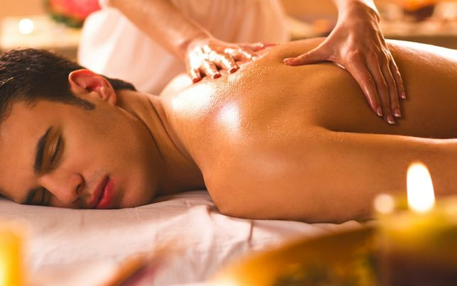 Релакс массаж всего тела