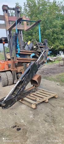 Przystawka do kopania BOBCAT traktor z hydrauliką