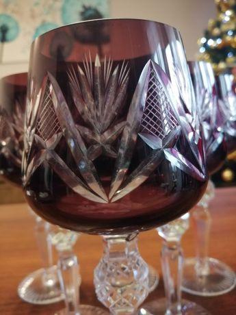 Kieliszki do wina remery kryształ