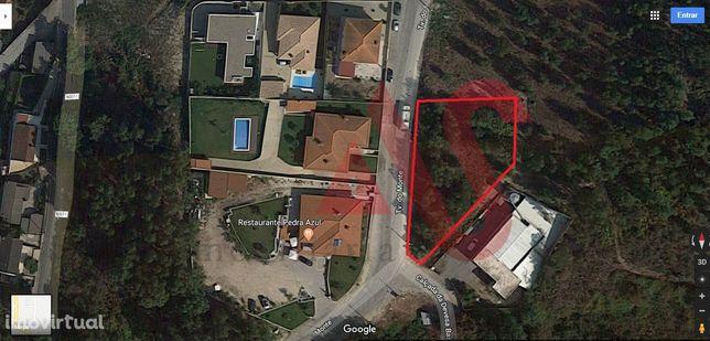Terreno para construção com 1.315 m2  em Santa Eulália, Vizela