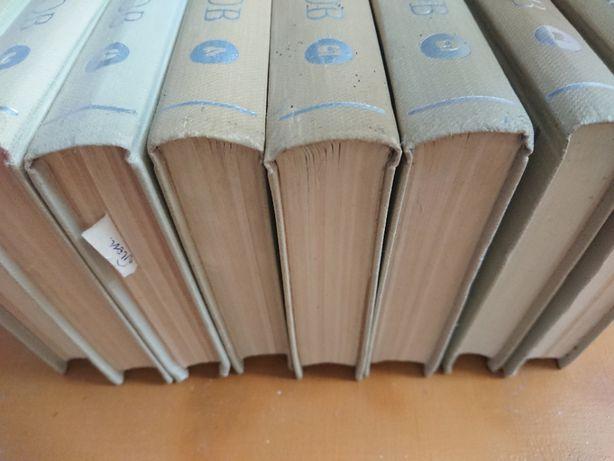 Некрасов Н.А. Собрание сочинений в восьми томах