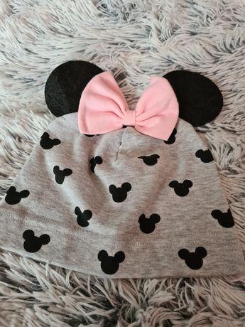 Czapeczka Minnie Mouse