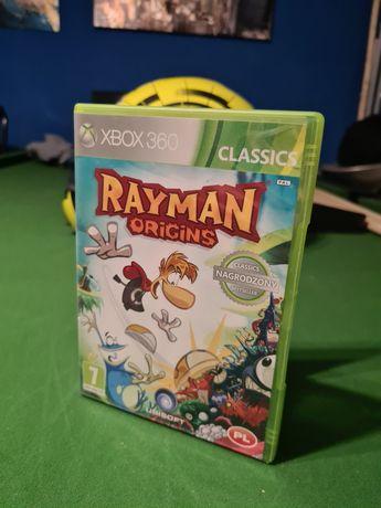 Rayman Origins Xbox 360 po polsku