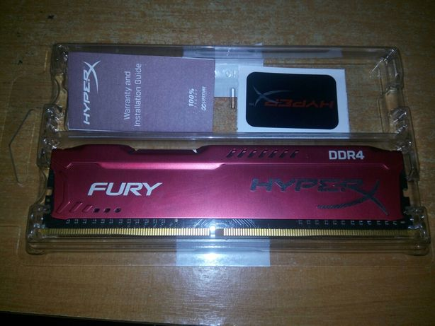 Kingston DDR4 8Gb