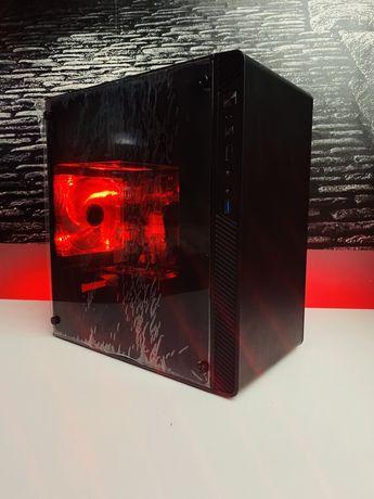 Komputer LED RGB Do Gier Intel I5 4x3,3GHz , GTX 750TI , 8GB RAM , 1TB