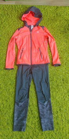Dziewczynka 134/140  dres ,bluzki