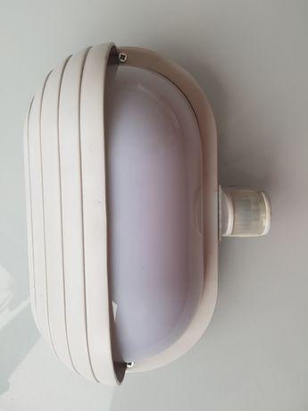 Lampa z czujnikiem zmierzchu i ruchu.Led