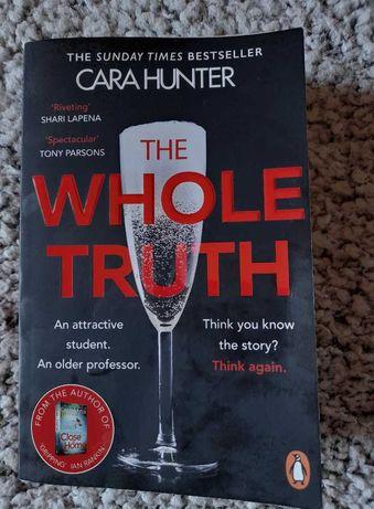 The whole truth - Livro de Cara Hunter