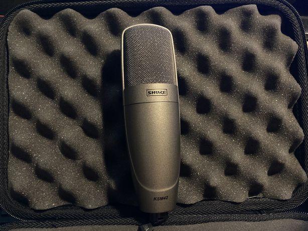 Mikrofon Shure KSM42/SG
