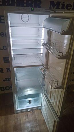 Встраиваемый холодильник Liebherr ICB 3166 LED подсветка дотяжка двери
