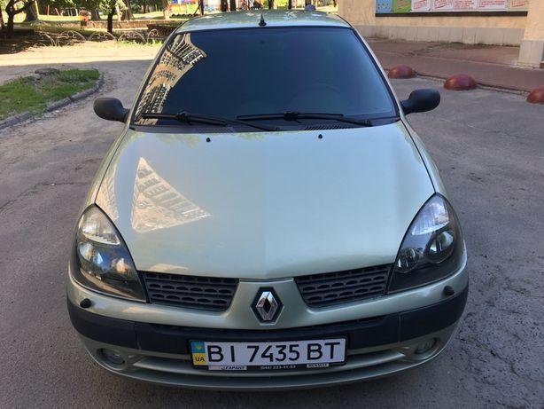 Renault Clio Symbol 2003 р.