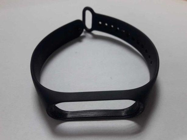 Ремінець для Xiaomi Mi Band 3/4 Black