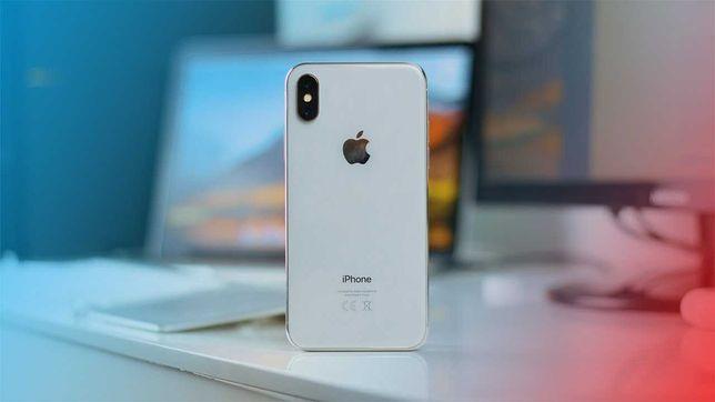 NEW iPhone XS 64 Gb Silver • АЙФОН •