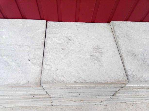 Płytki betonowe ze wzorem