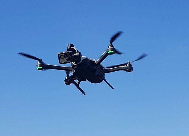 Dron GoPro Karma, kamera GoPro Hero 5, Gimbal, Plecak, cały zestaw !!!