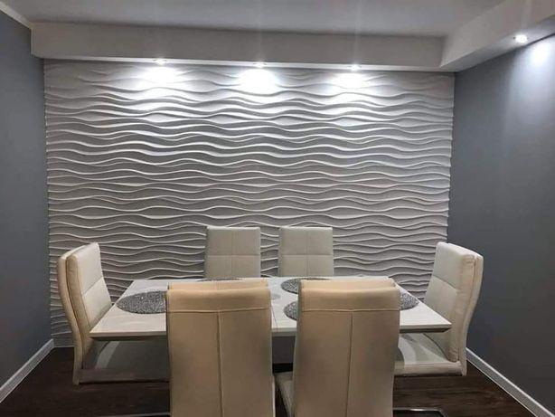 Panele dekoracyjne 3d panele ścienne 3d panel gipsowy 3D panel 3d