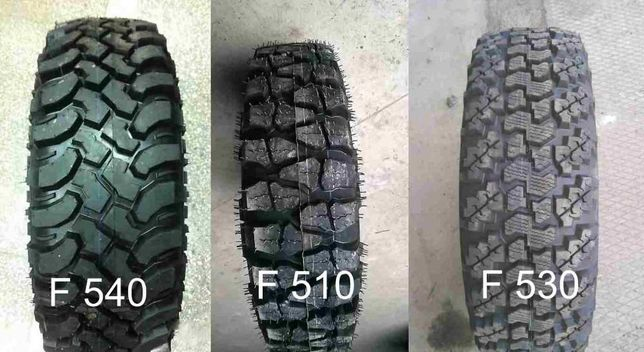Шины НОВЫЕ 205/75R15, 235/75R15, 8.40-15 Forward Safari 540/510 M/T