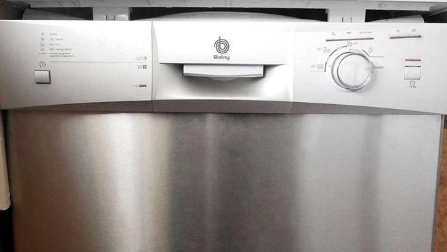 Máquina de Lavar Loiça INOX - BALAY - NOVA! Classe +AAA