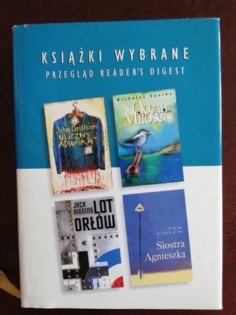 Uliczny adwokat, Ocean Miłości, Lot Orłów, Siostra Agnieszka - książki
