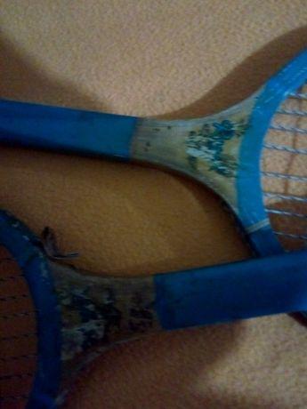 Raquetes tenis.