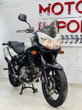 Мотоцикл Suzuki V-STROM 650сс 2015 ABS КРЕДИТ без пробега по Украине
