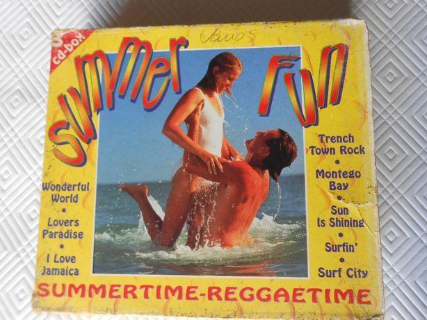 Colectânea Summer Fun - Box de 3 CD`S (RARIDADE)