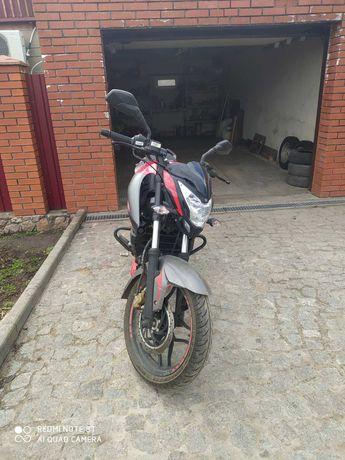 Продам мотоцикл Bajaj pulsar ns 200