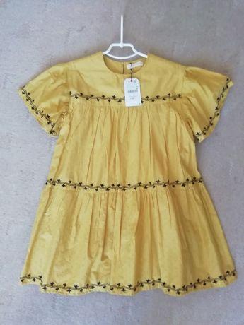Нове плаття Zara kids, 13-14 років, 100% бавовна