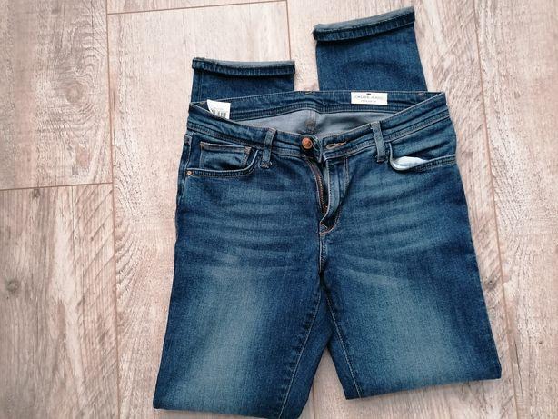 Damskie spodnie jeansy