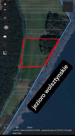 Sprzedam atrakcyjną nieruchomość nad jeziorem wolsztyńskim