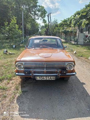 Продам машину ГАЗ 24 м