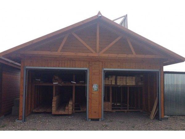 wiaty drewniane,garaż drewniany,budynki gospodarcze,magazyn,wiata,6x6m