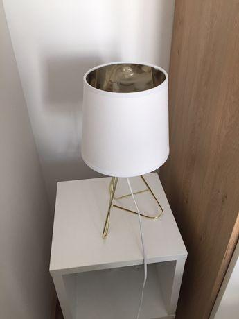 Dwie nocne lampki, modern design, jak nowe