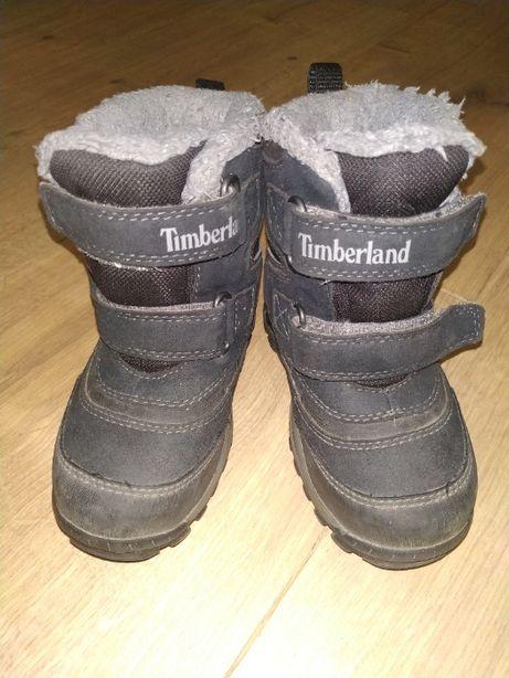Śniegowce, buty zimowe Timberland rozmiar 24