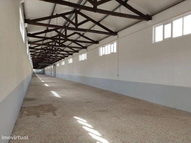Armazém com Logradouro Em Alverca, 1000 m2